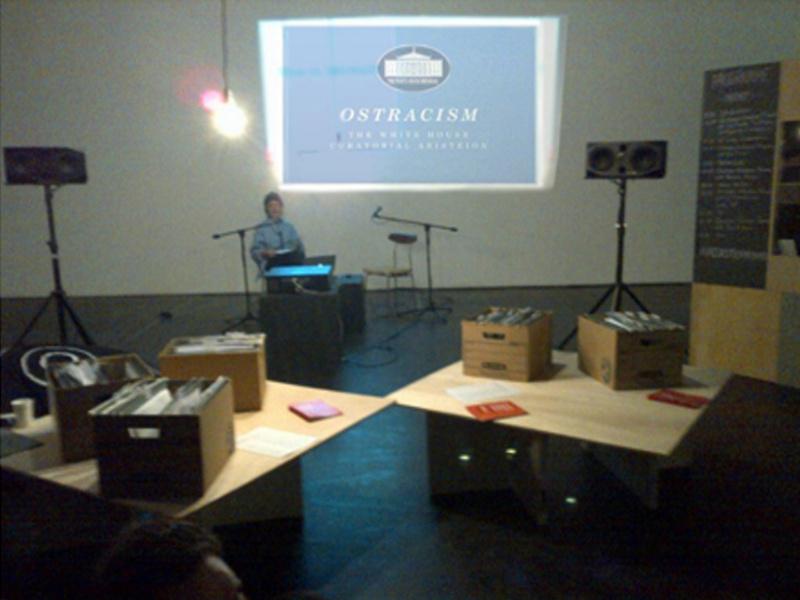 Ostracism - Curatorial Aristeion image (3)