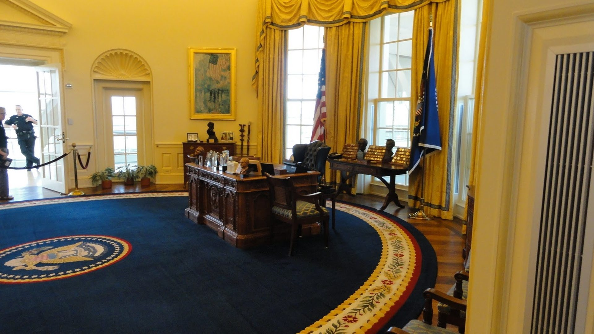 WHB oval office